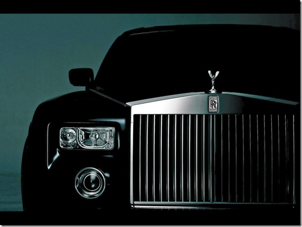 Rolls-Royce Phantom Automotive Cars (2)