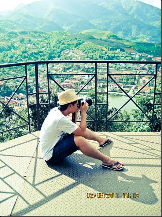2011-08-02 Viet Nam - Sapa - Nui Ham Rong - San May (1)